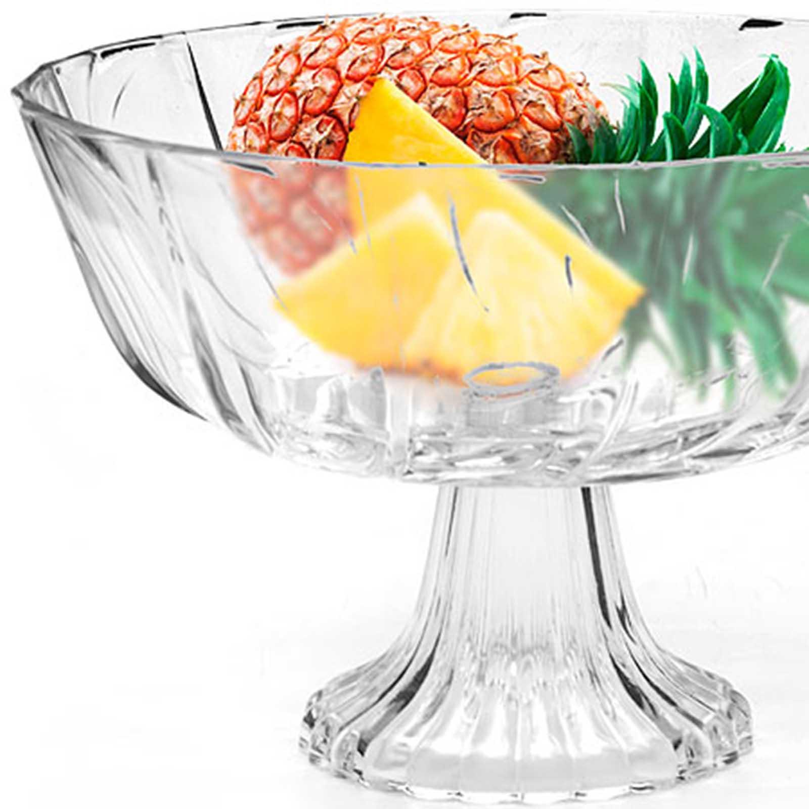 "Глубокая ваза для фруктов ""Люкс"""