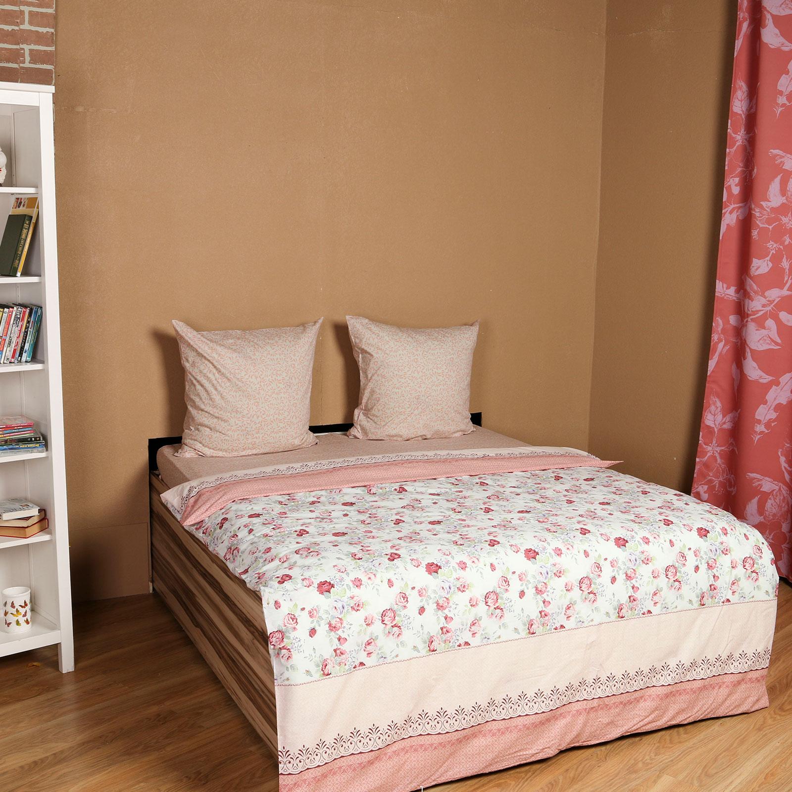 Комплект постельного белья «Цветочная фантазия»