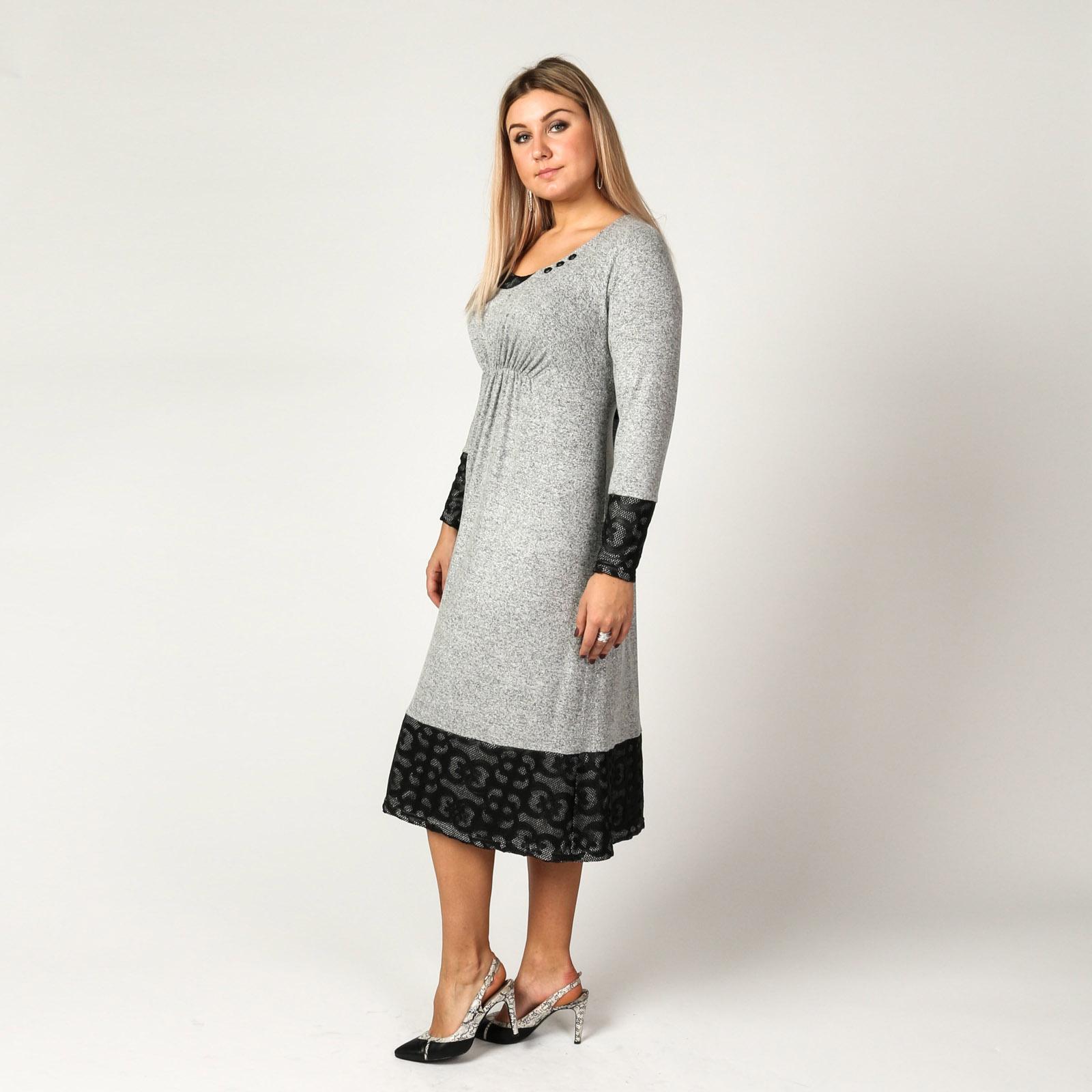 Платье с завышенной талией доставка