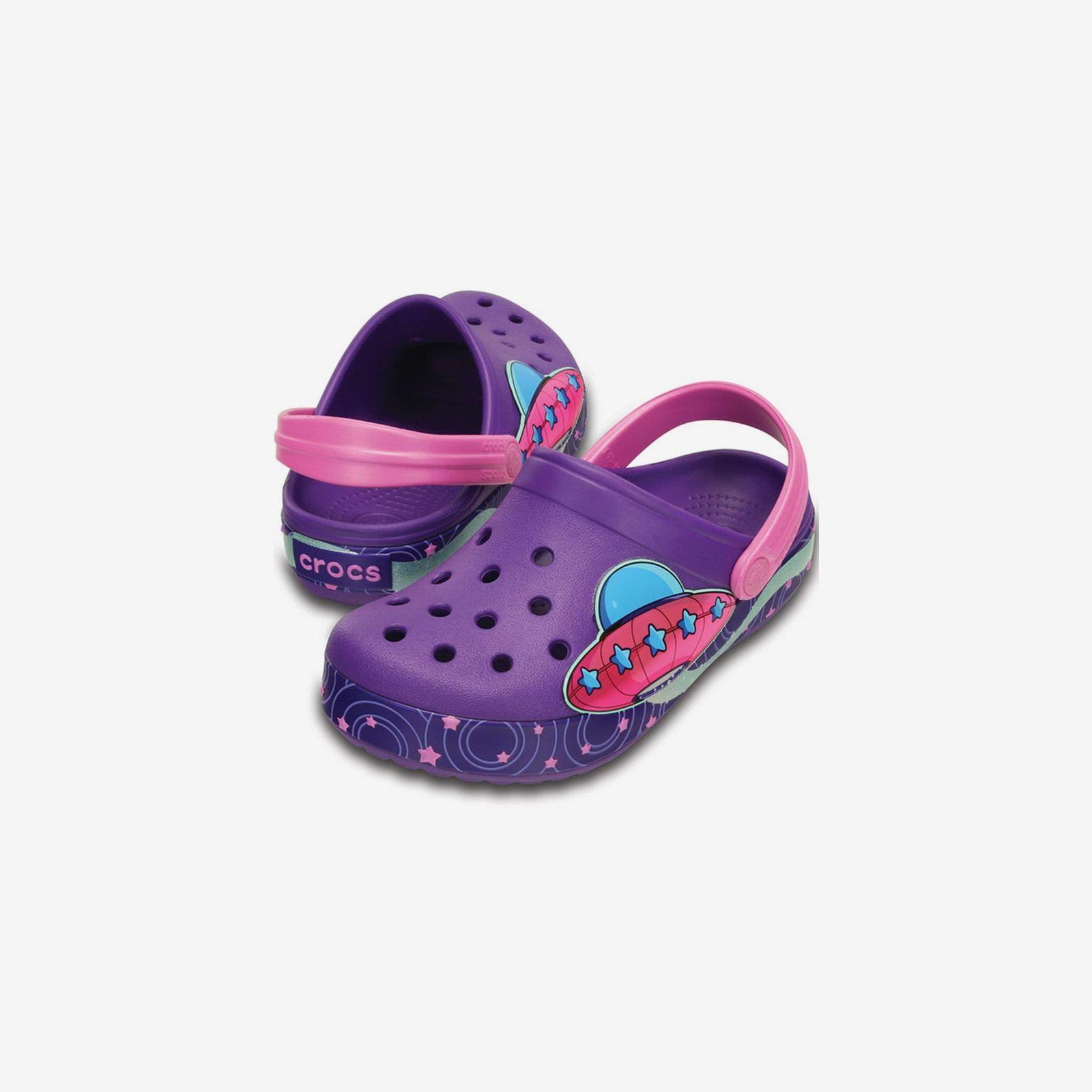 Сабо детские Crocs Galaxy