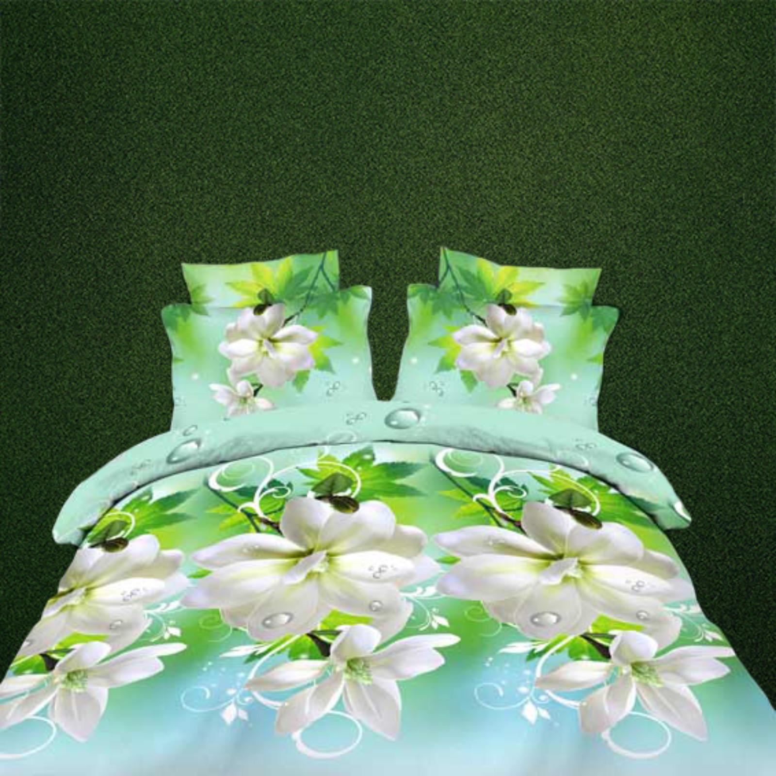 Комплект постельного белья «Свежесть магнолии»