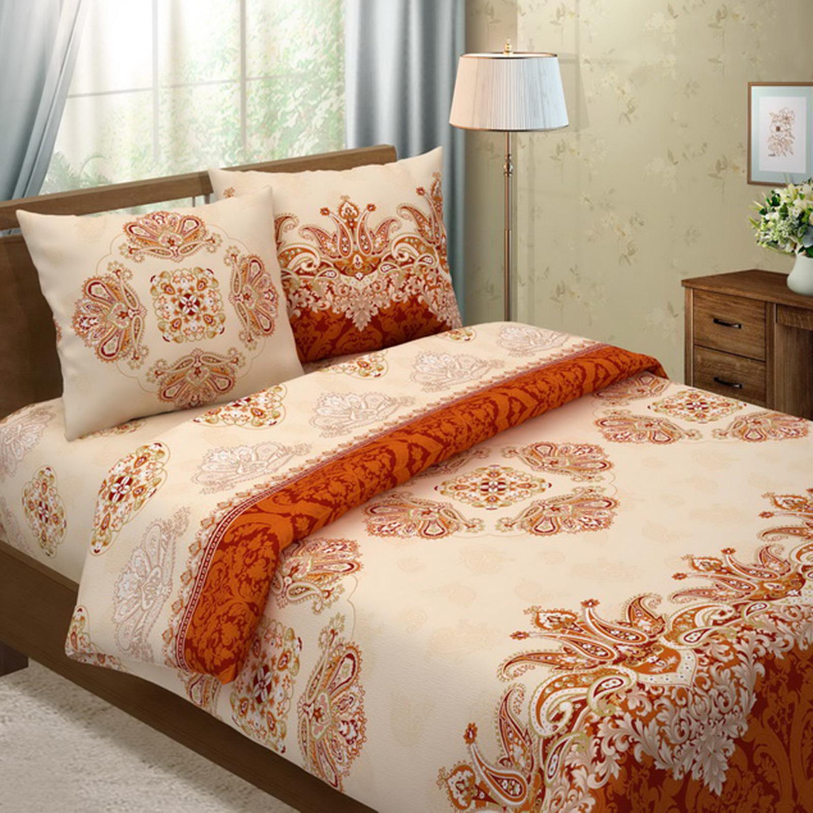 Комплект постельного белья «Королевский орнамент»
