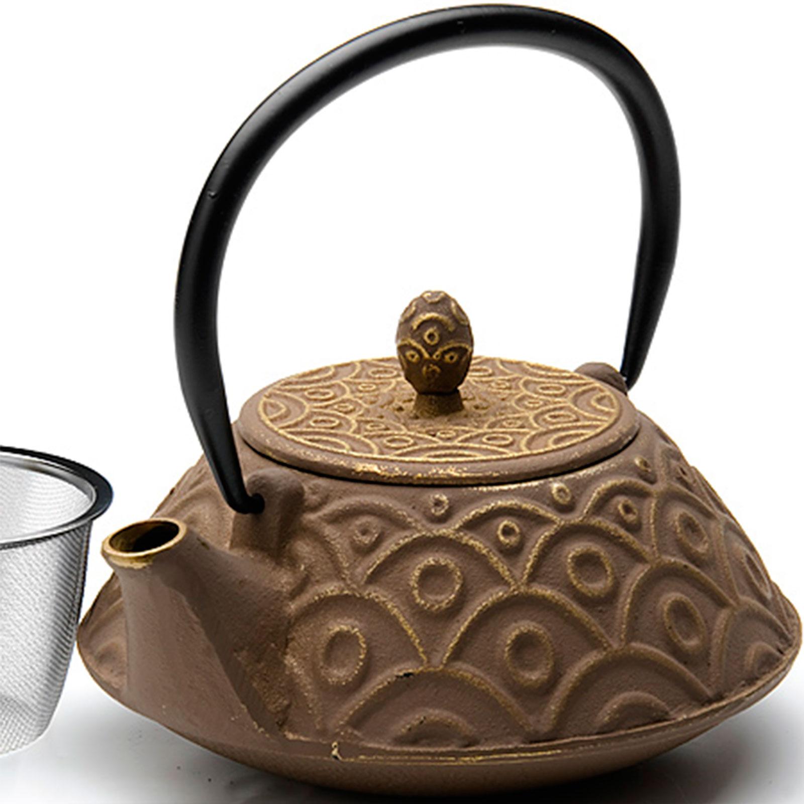 Чугунный заварочный чайник «Золотое руно»