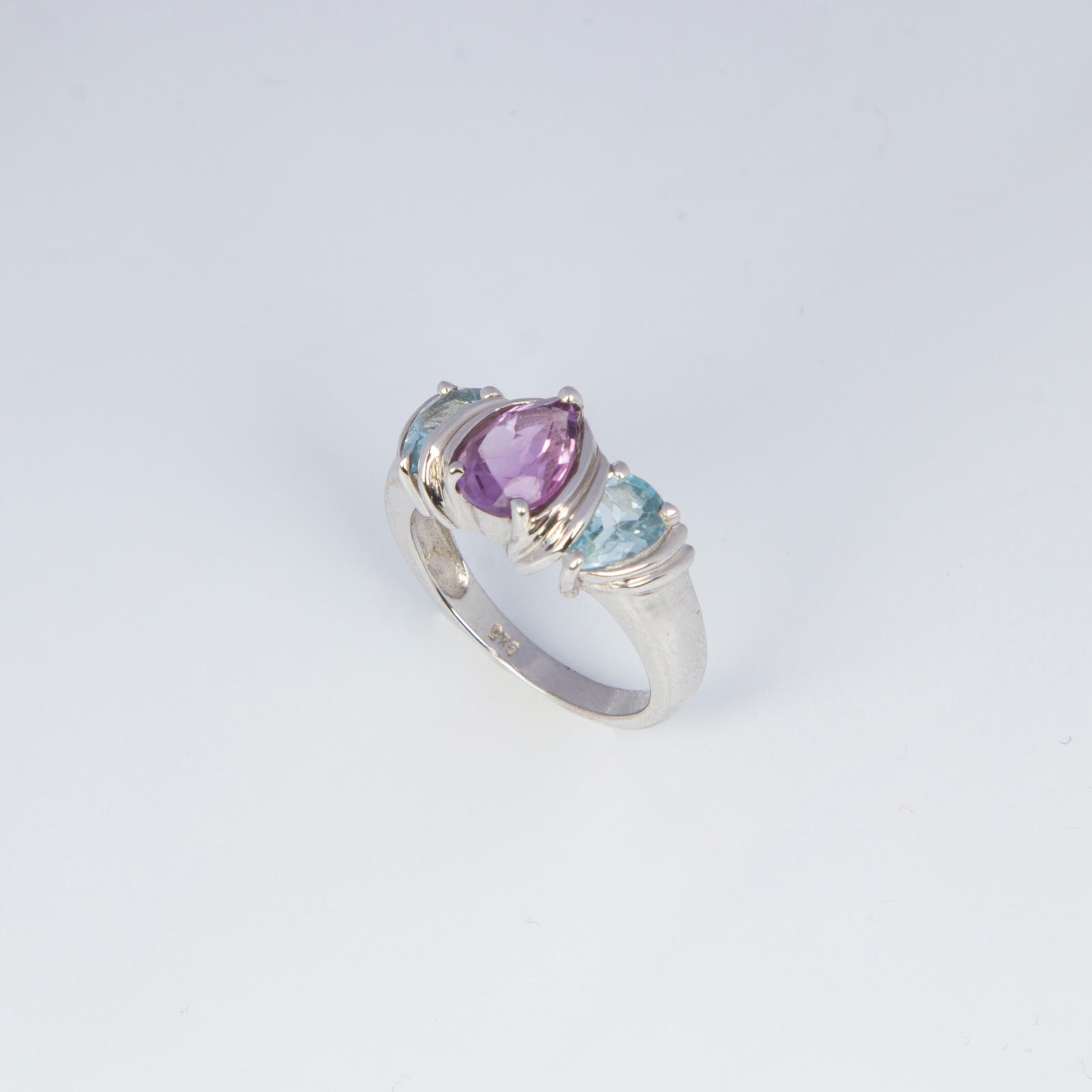 Кольцо «Нежное цветение»