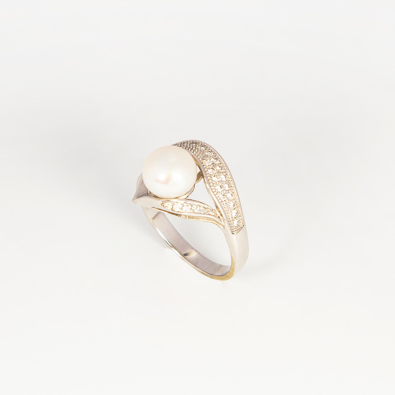 Серебряное кольцо «Принцесса Софи»