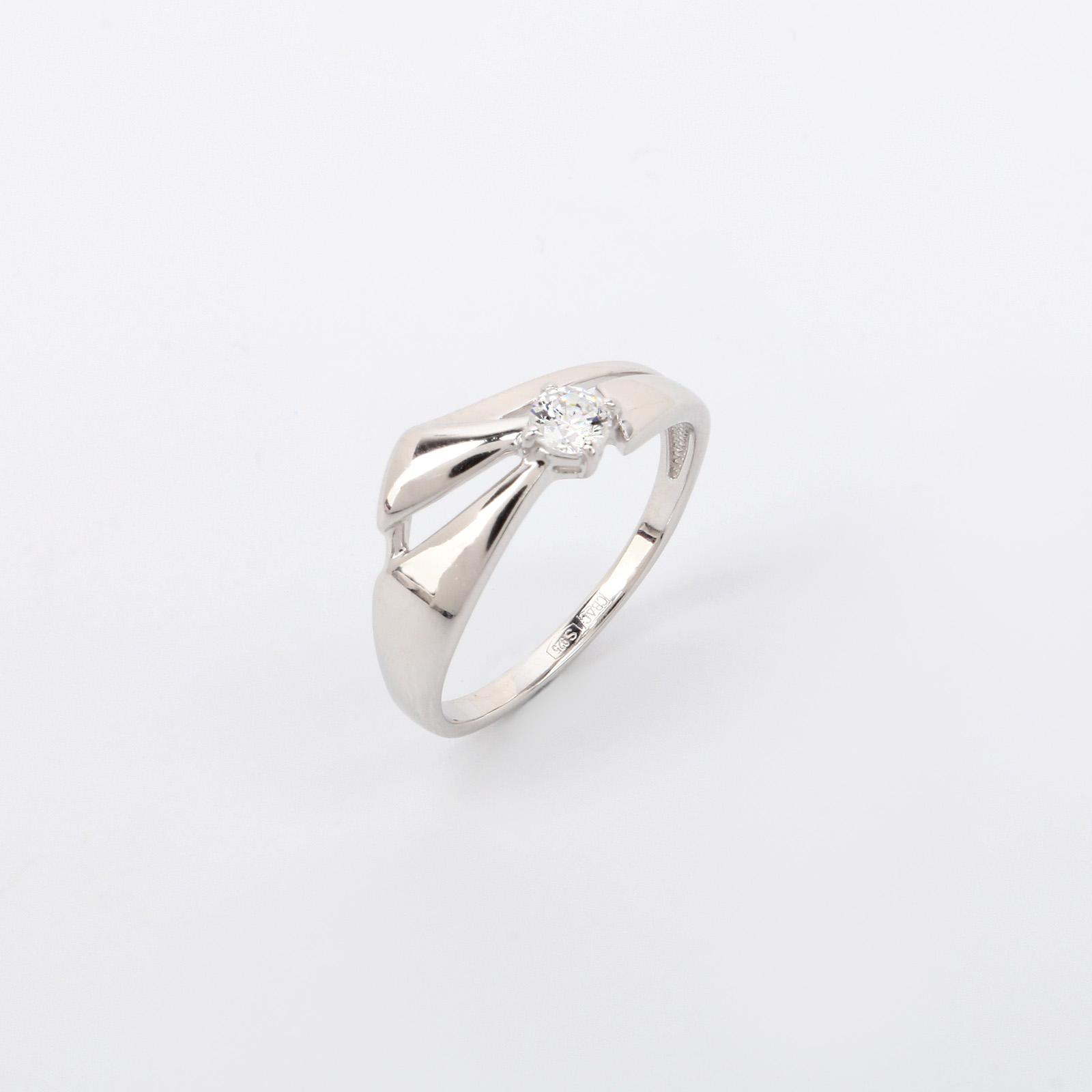 """Серебряное кольцо  """"Желанный подарок"""""""