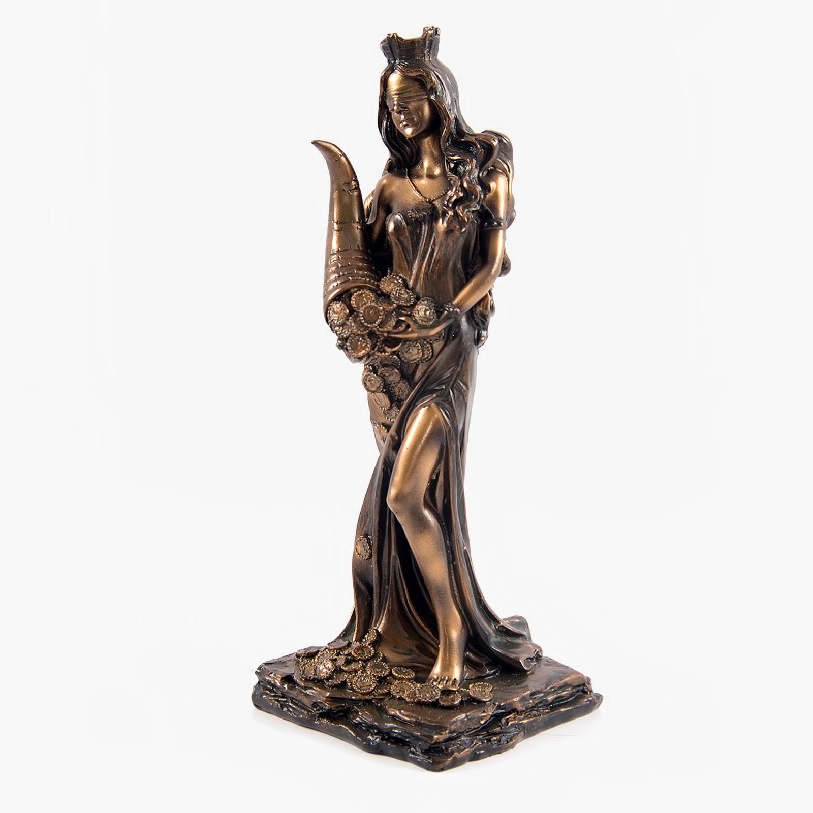 """Статуэтка """"Фортуна - богиня удачи и счастья"""""""