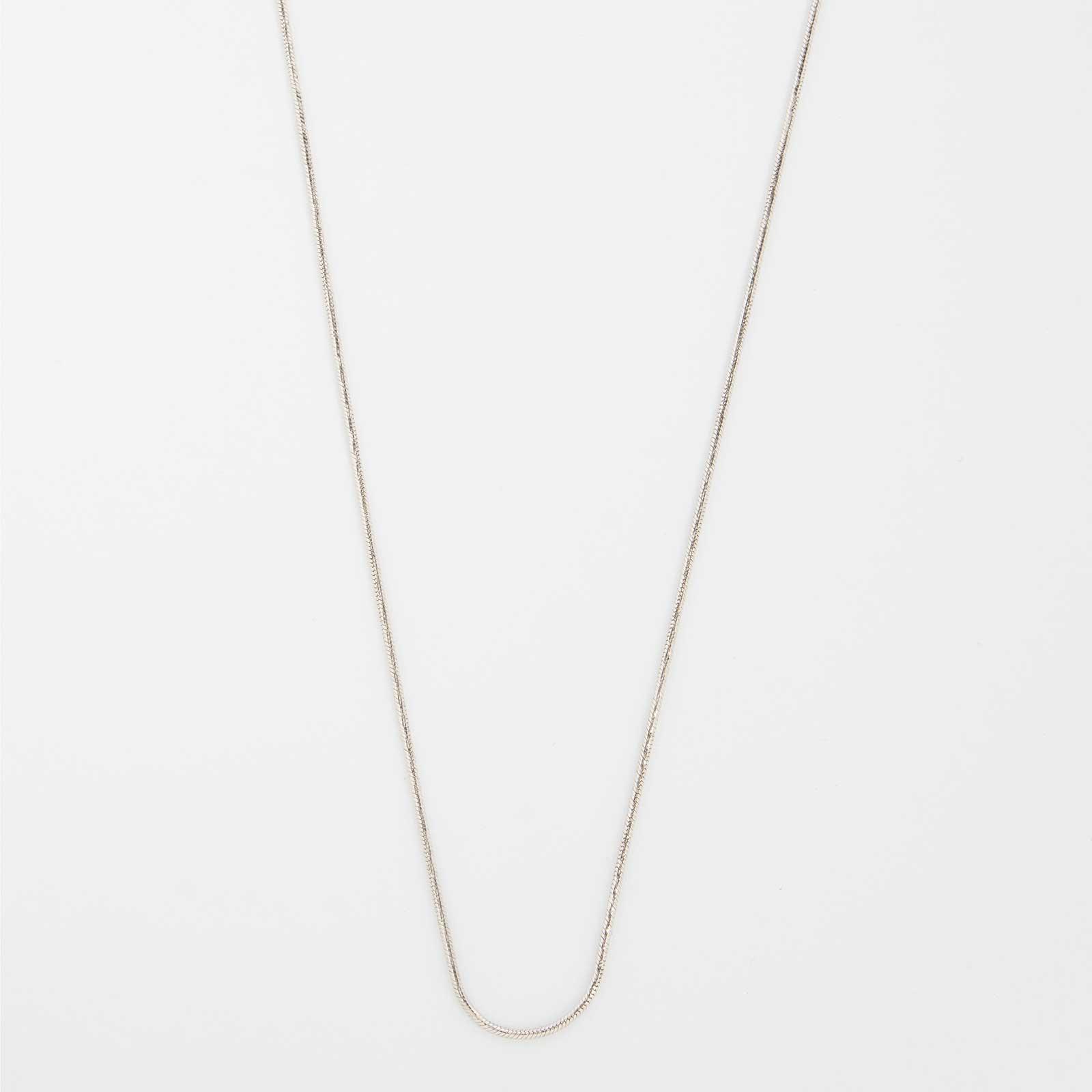 Серебряная цепь «Эстет»