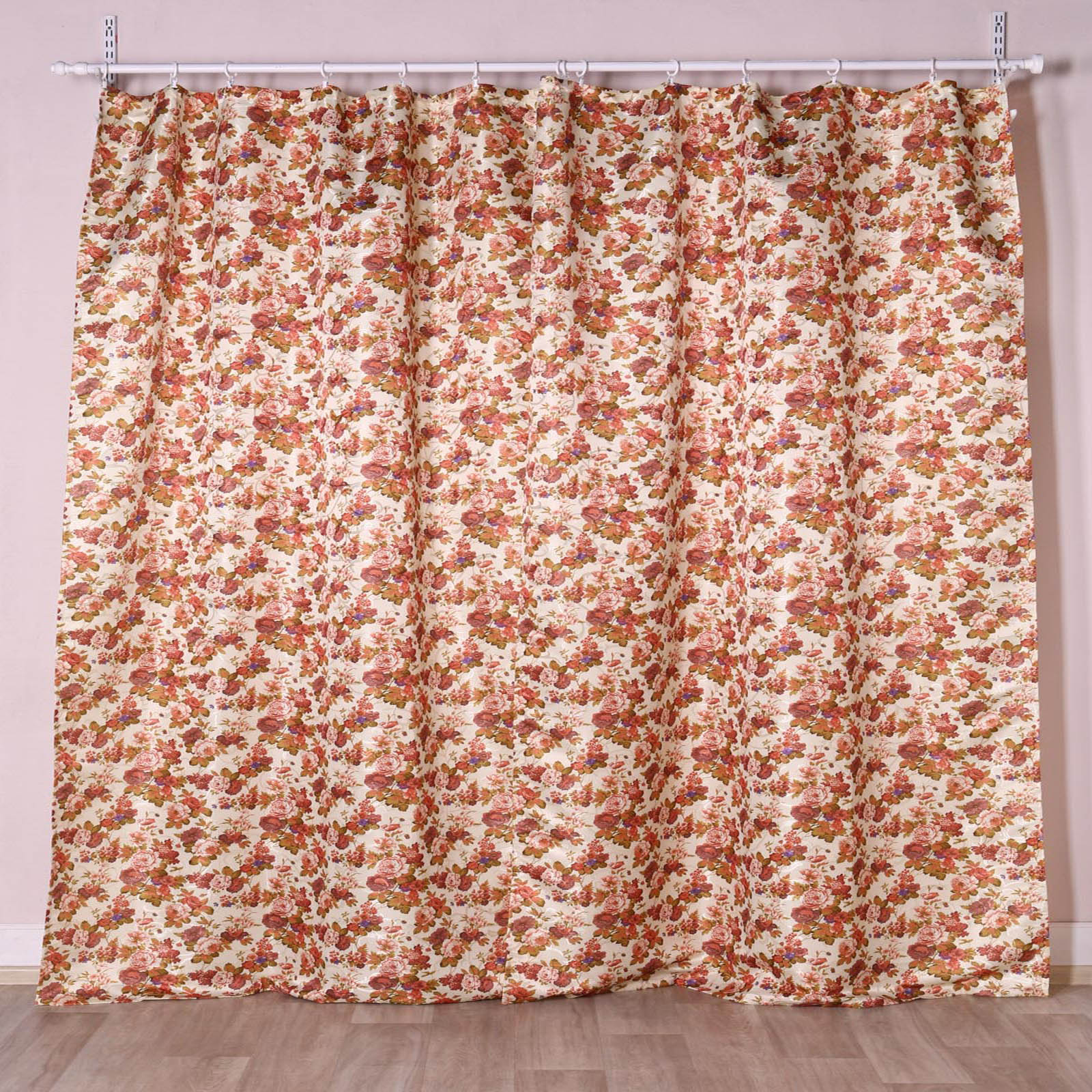 Комплект штор Цветочное Ассорти комплект штор с покрывалом для спальни в москве