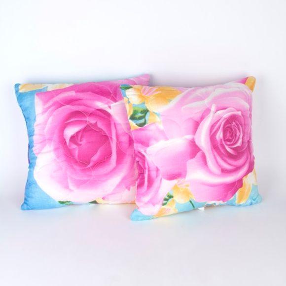Декоративные подушки «Праздничные розы»