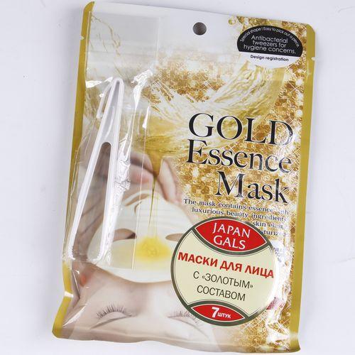 Маска с «золотым» составом  Japonica