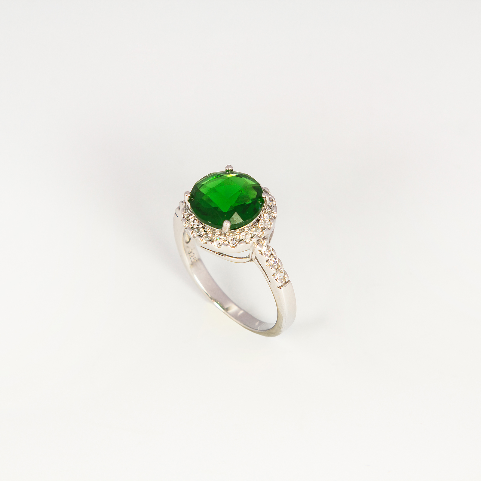 Серебряное кольцо «Изабель»