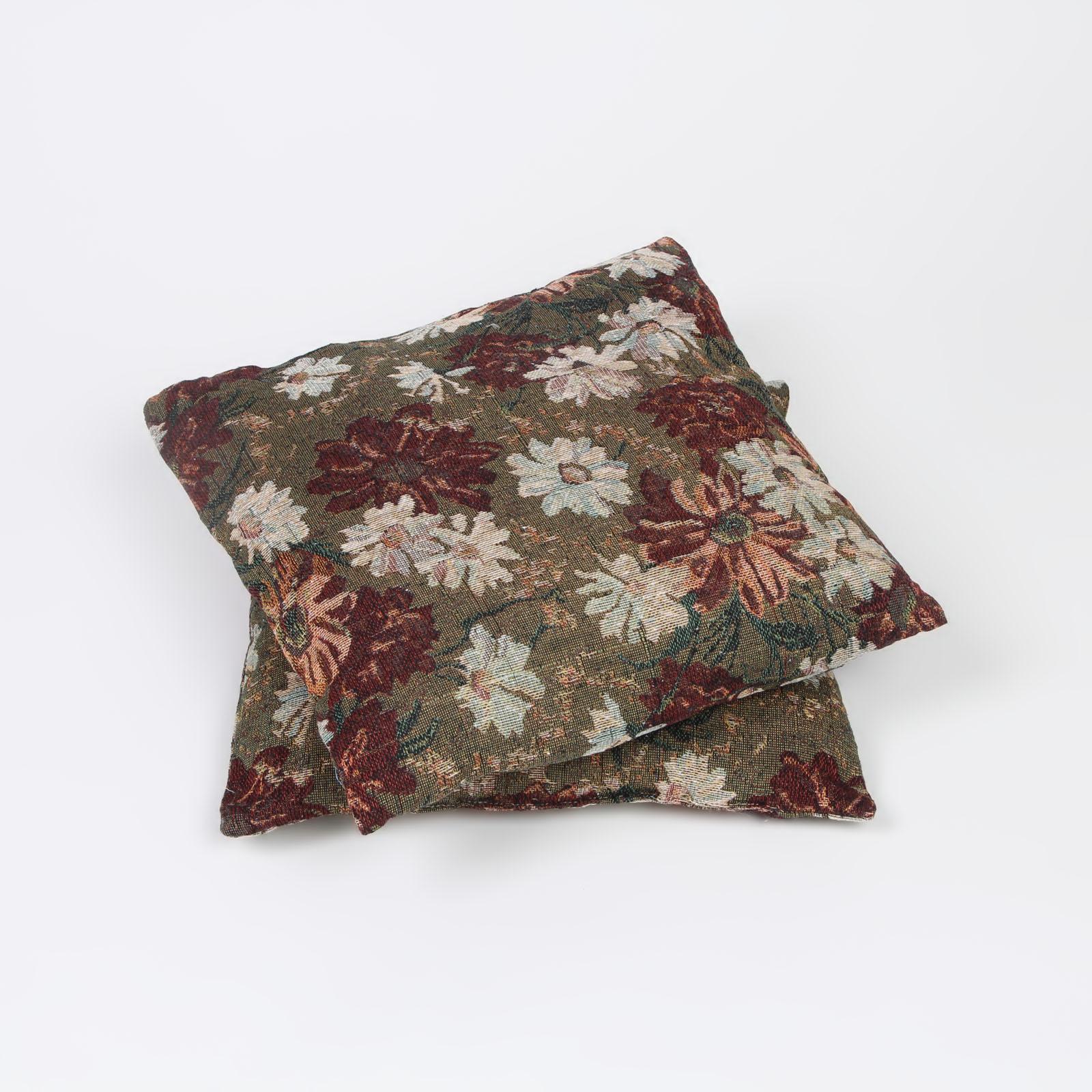 Комплект из 2-х декоративных подушек «Маргаритки»