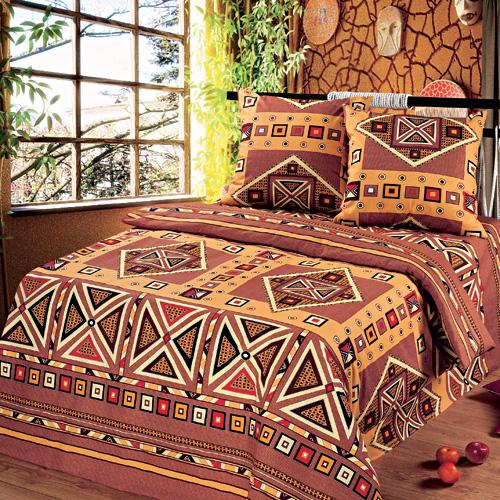 Комплект постельного белья «Африка»