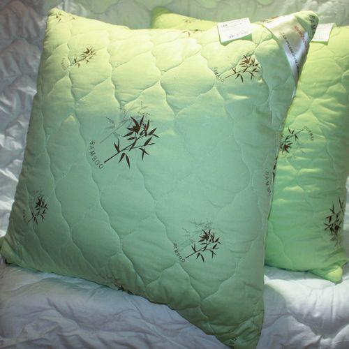 Комплект стеганых подушек «Бамбук»