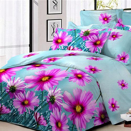 Комплект постельного белья «Цветущая астра»