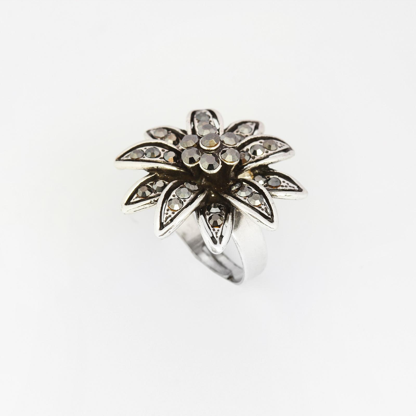 Кольцо «Летние цветы»