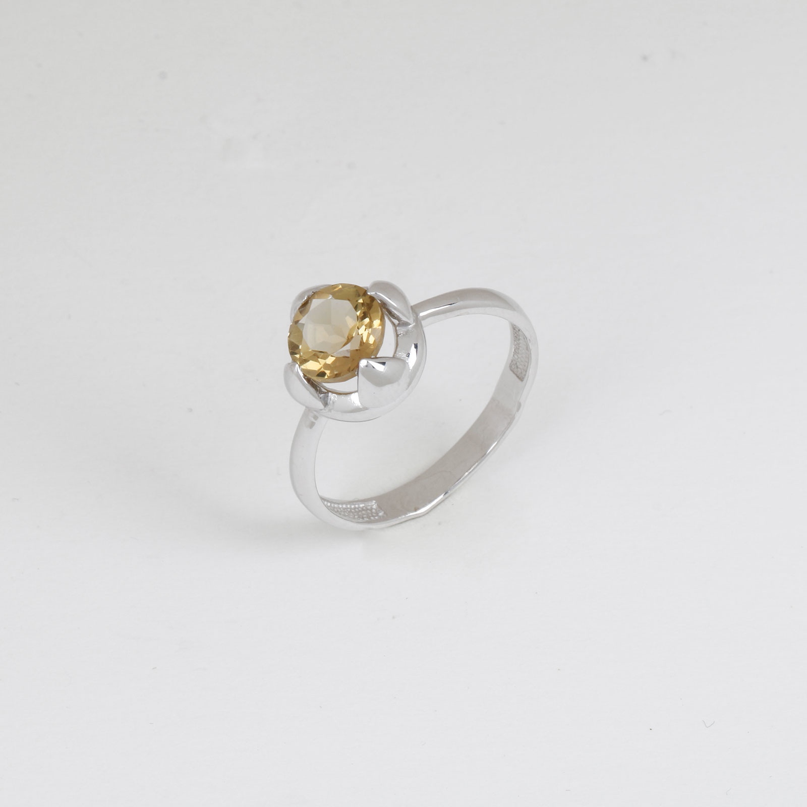 "Серебряное кольцо ""Комплимент"""