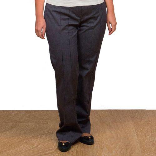 Элегантные брюки прямого кроя