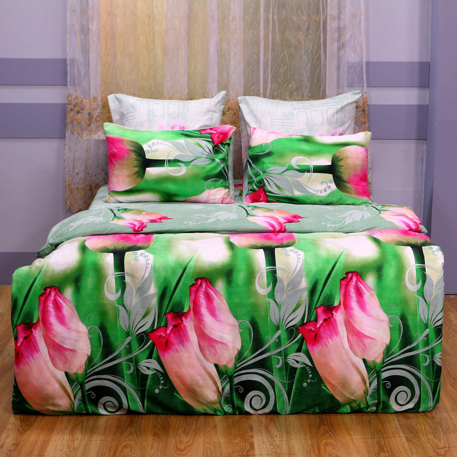 """Комплект постельного белья """"Романтичный тюльпан"""""""