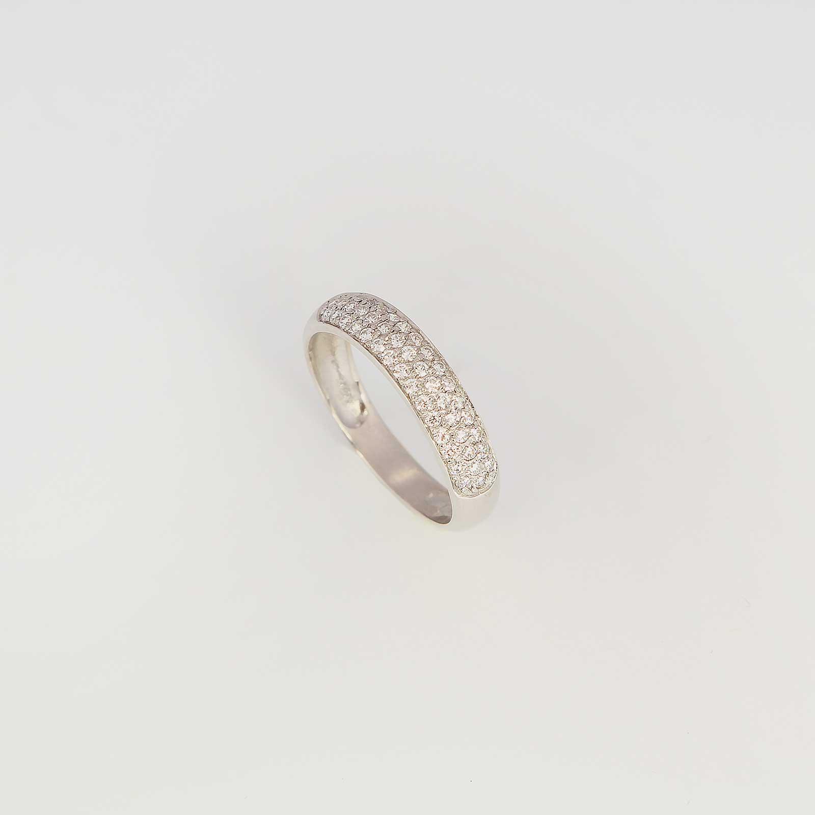 Серебряное кольцо «Дорса»