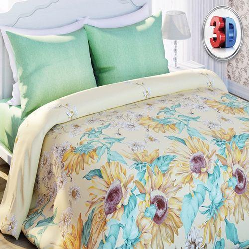 Комплект постельного белья «Подсолнухи»