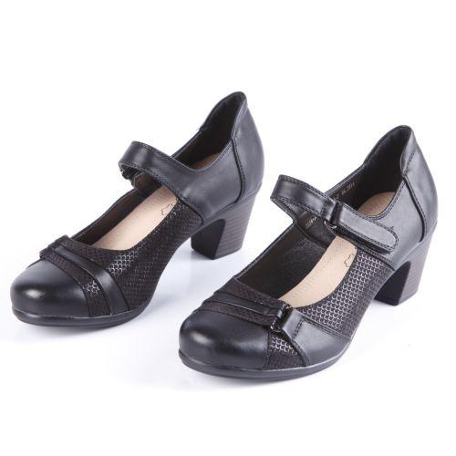 Туфли женские на удобном регулируемом ремешке