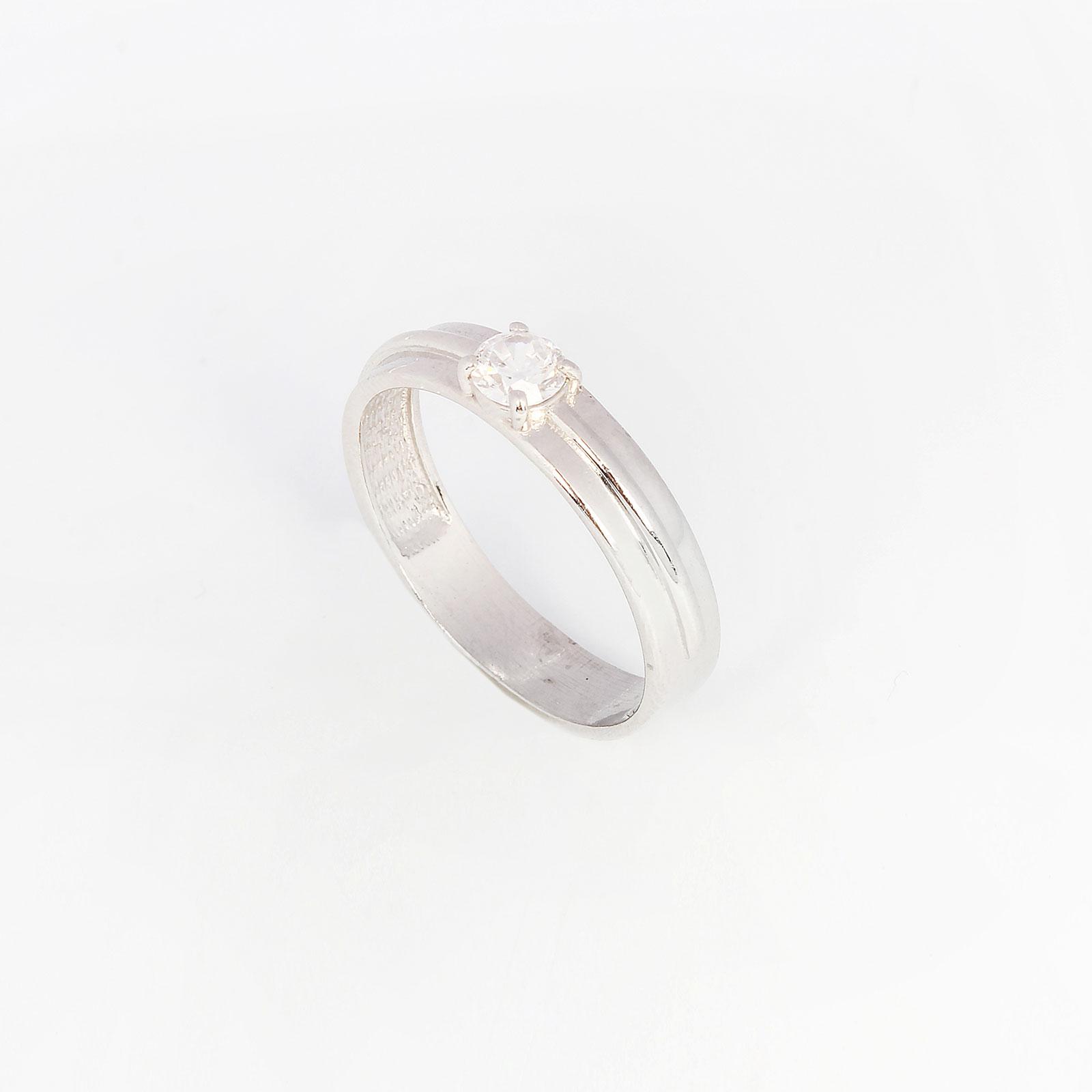 Серебряное кольцо «Адалин»