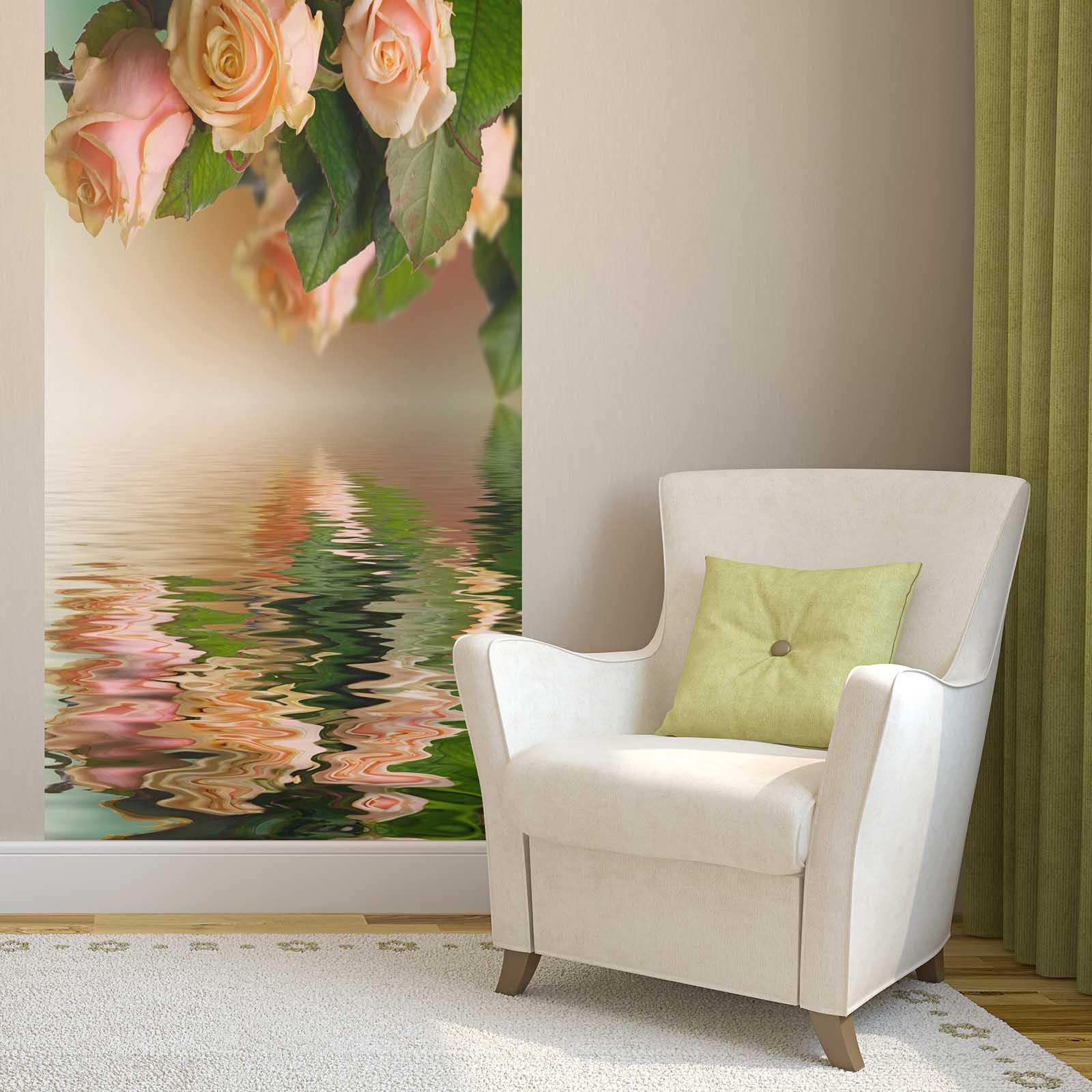 Дивино декор фотообои роза