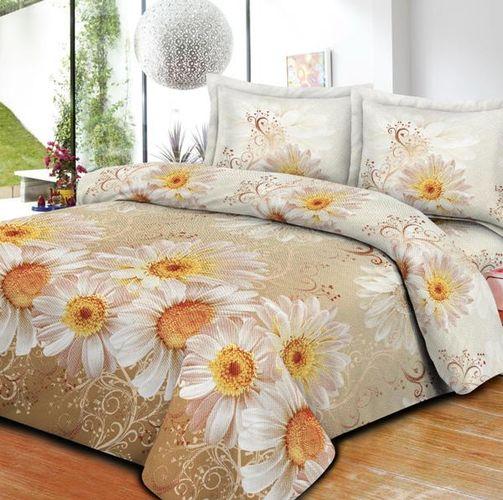 Комплект постельного белья «Винтажная ромашка»