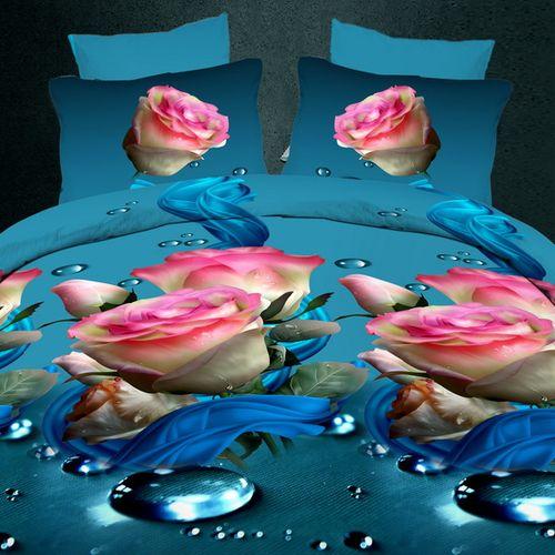 Комплект постельного белья «Загадочная роза»