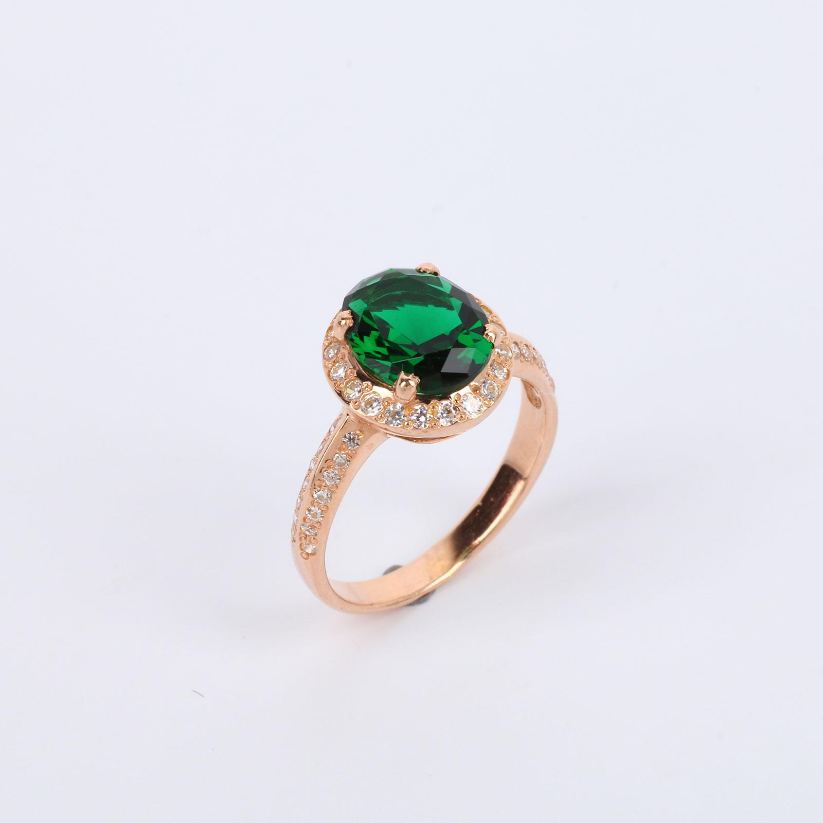 """Серебряное кольцо """"Цветные сны"""""""