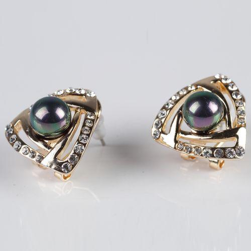 Серьги «Глаз дракона»