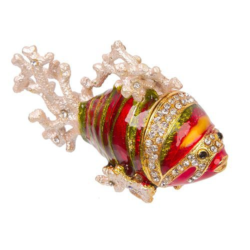 Подарочная шкатулка «Золотая рыбка»