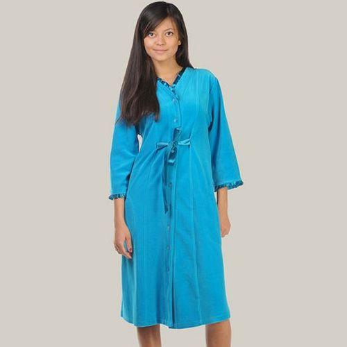 Домашнее платье «Аквамарин»