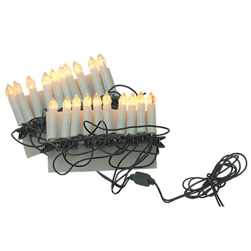 Елочные свечи