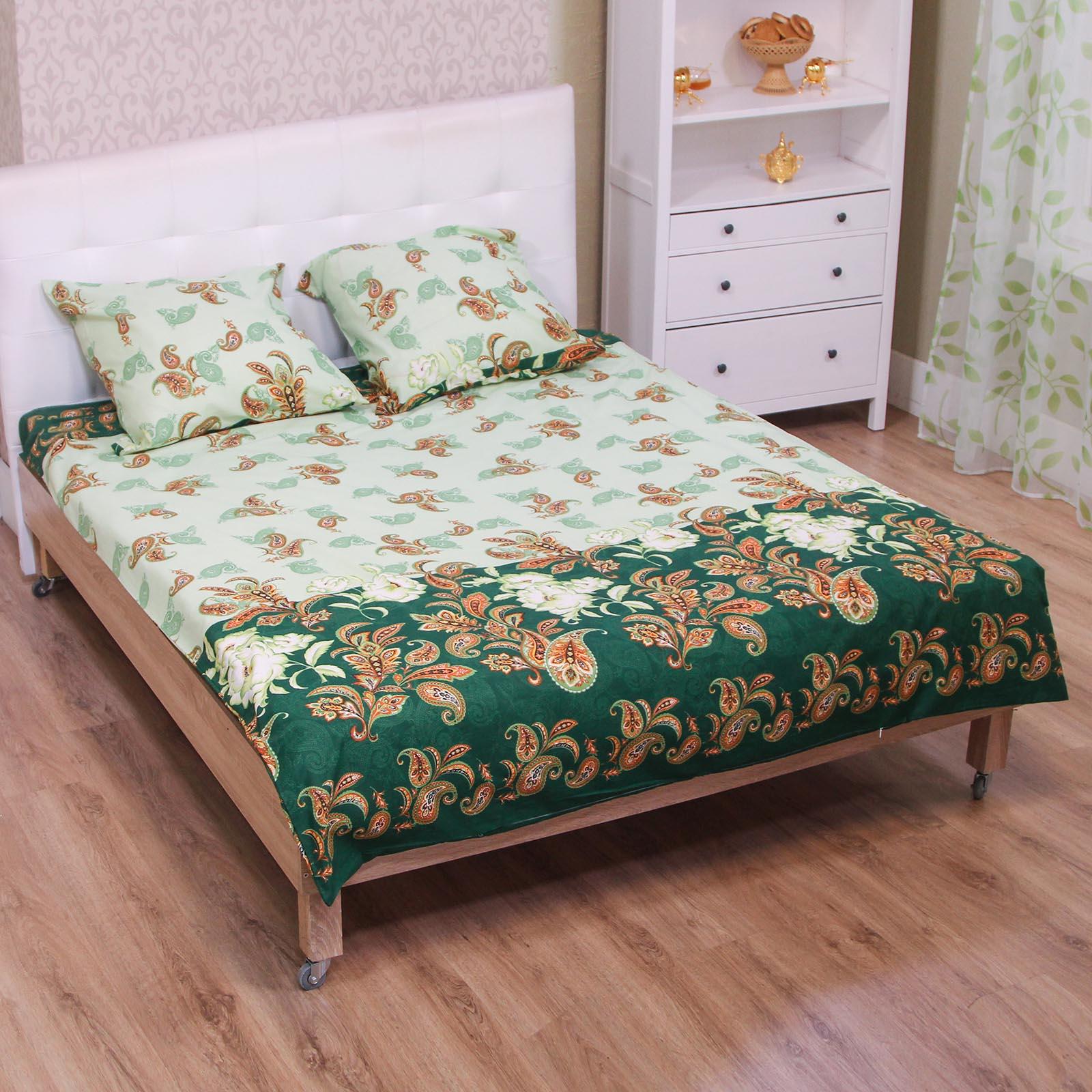 Комплект постельного белья «Изумруд»
