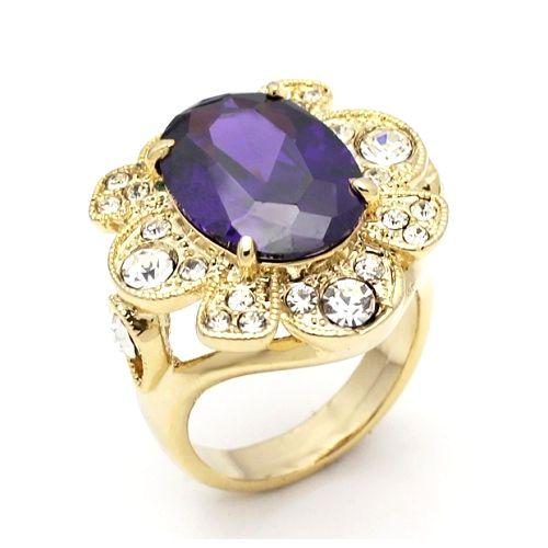 Кольцо «Виолетта»