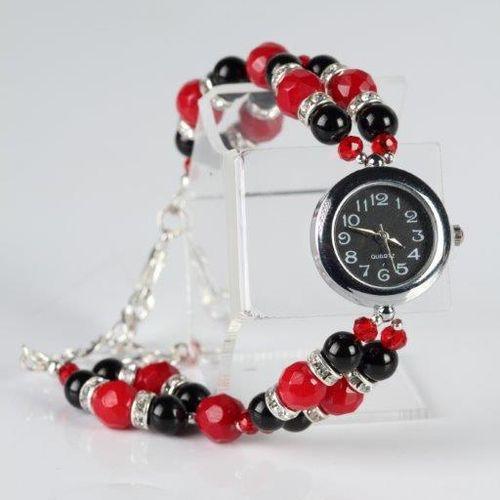 Часы «Красная лилия»