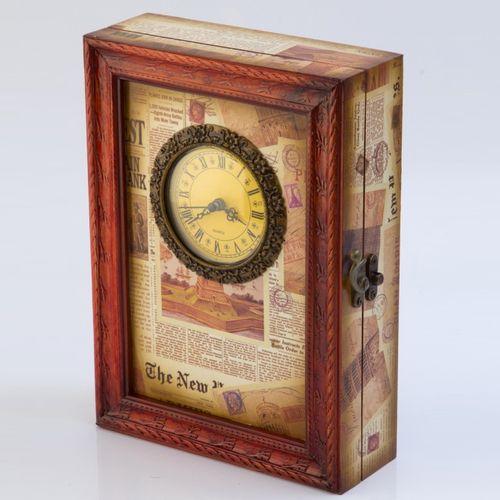 Ключница с часами «Время»
