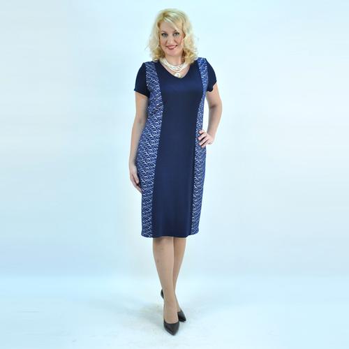 Платье «Силуэт»