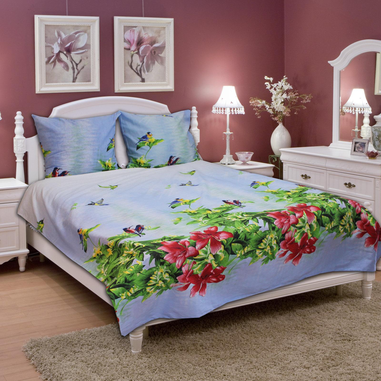 Комплект постельного белья «Красочное лето»