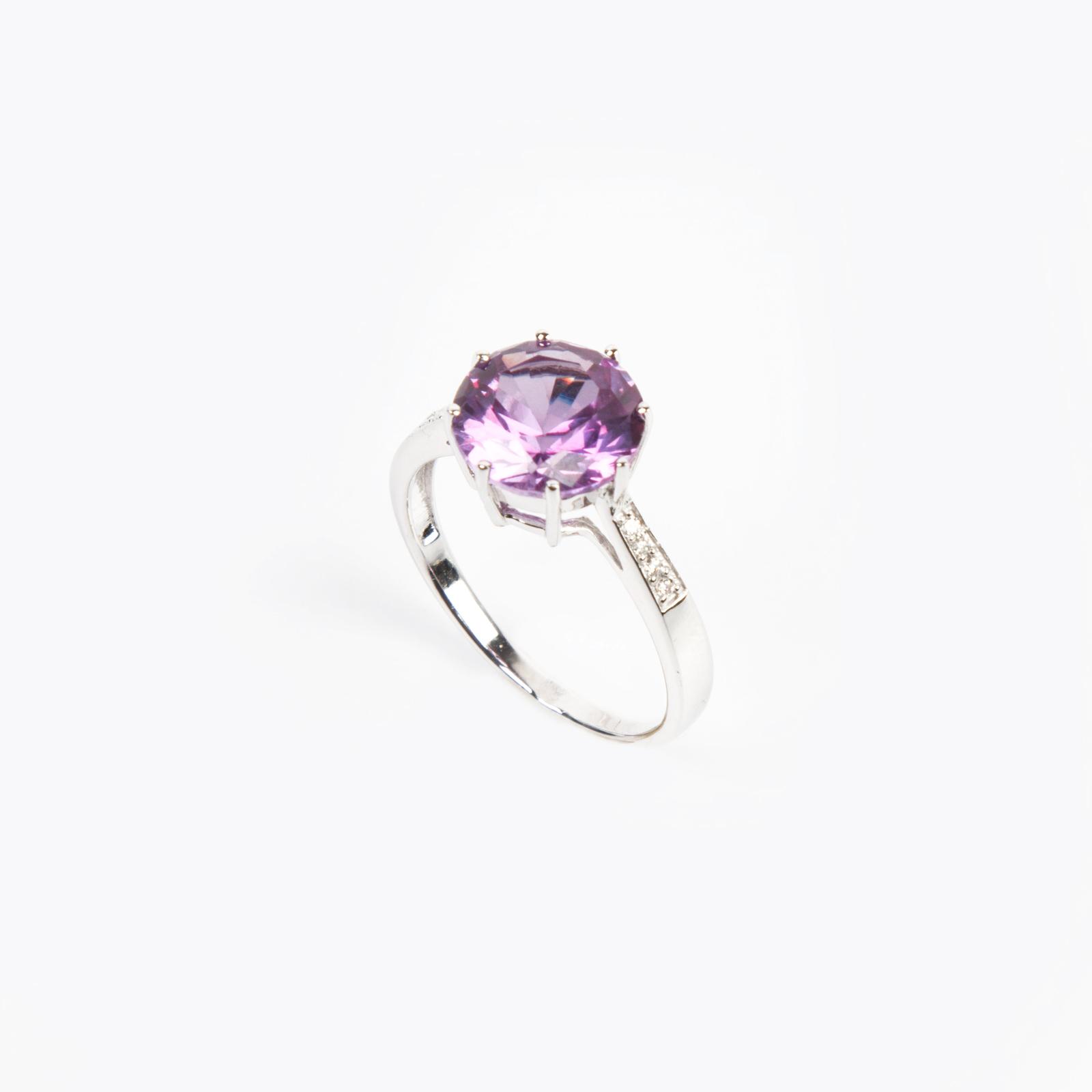 Кольцо «Александрит»