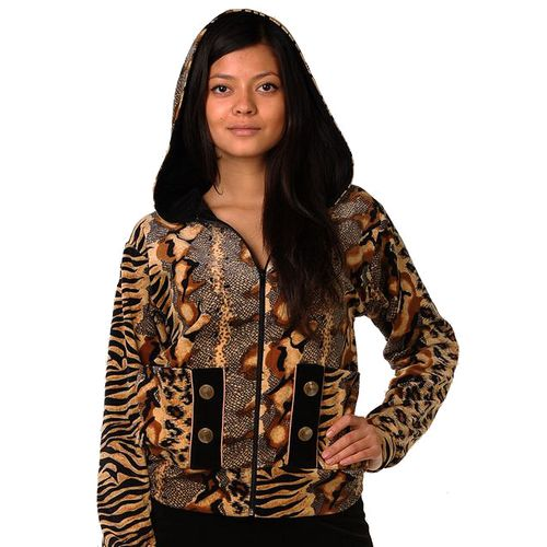 Велюровый костюм «Пантера»
