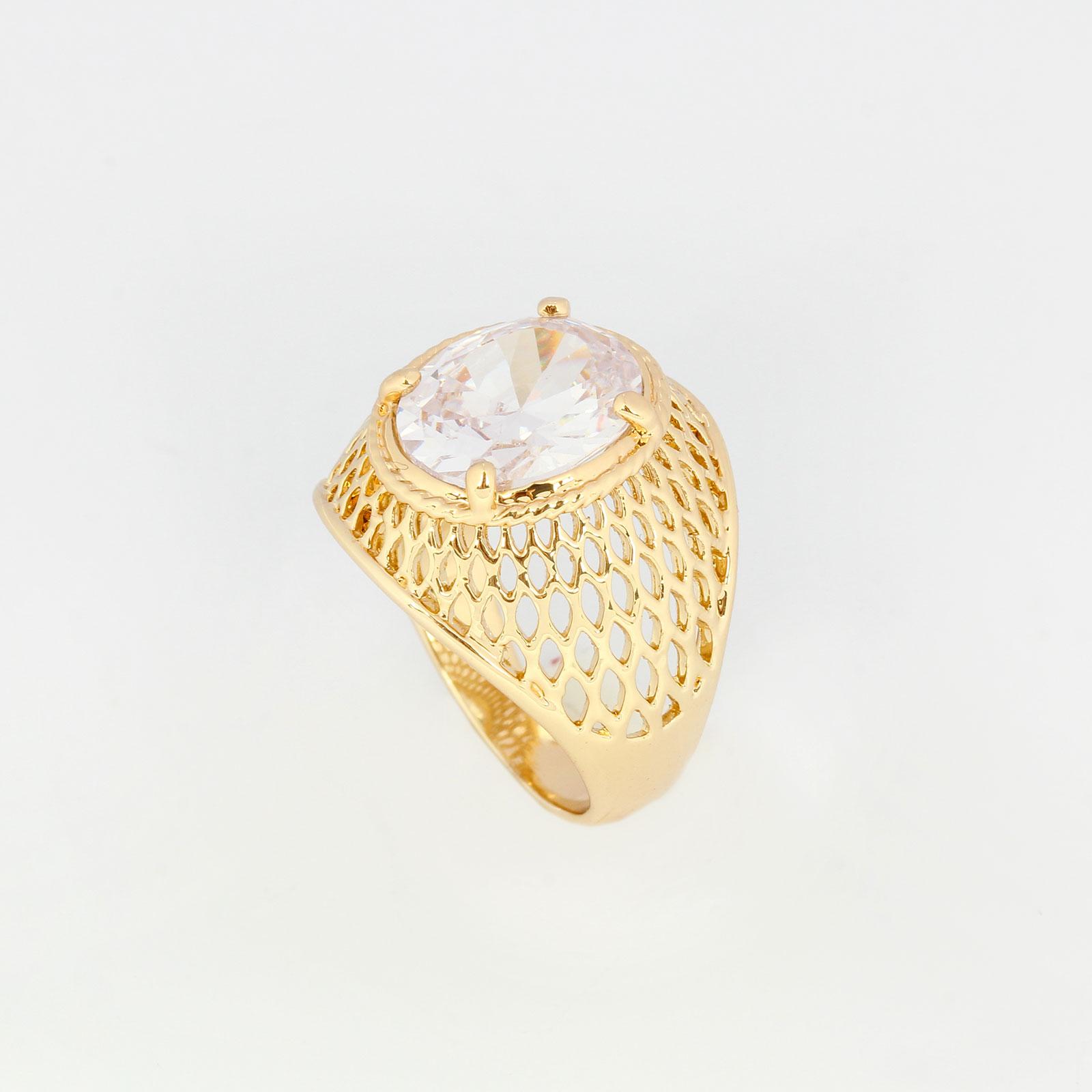 Кольцо «Хрустальная слеза»