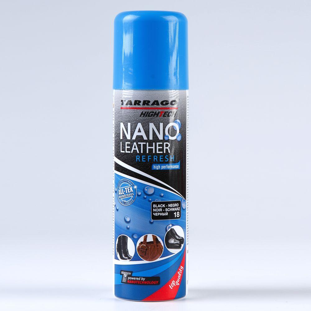 Аэрозоль-краситель для гладкой кожи NANO Leather Refresh