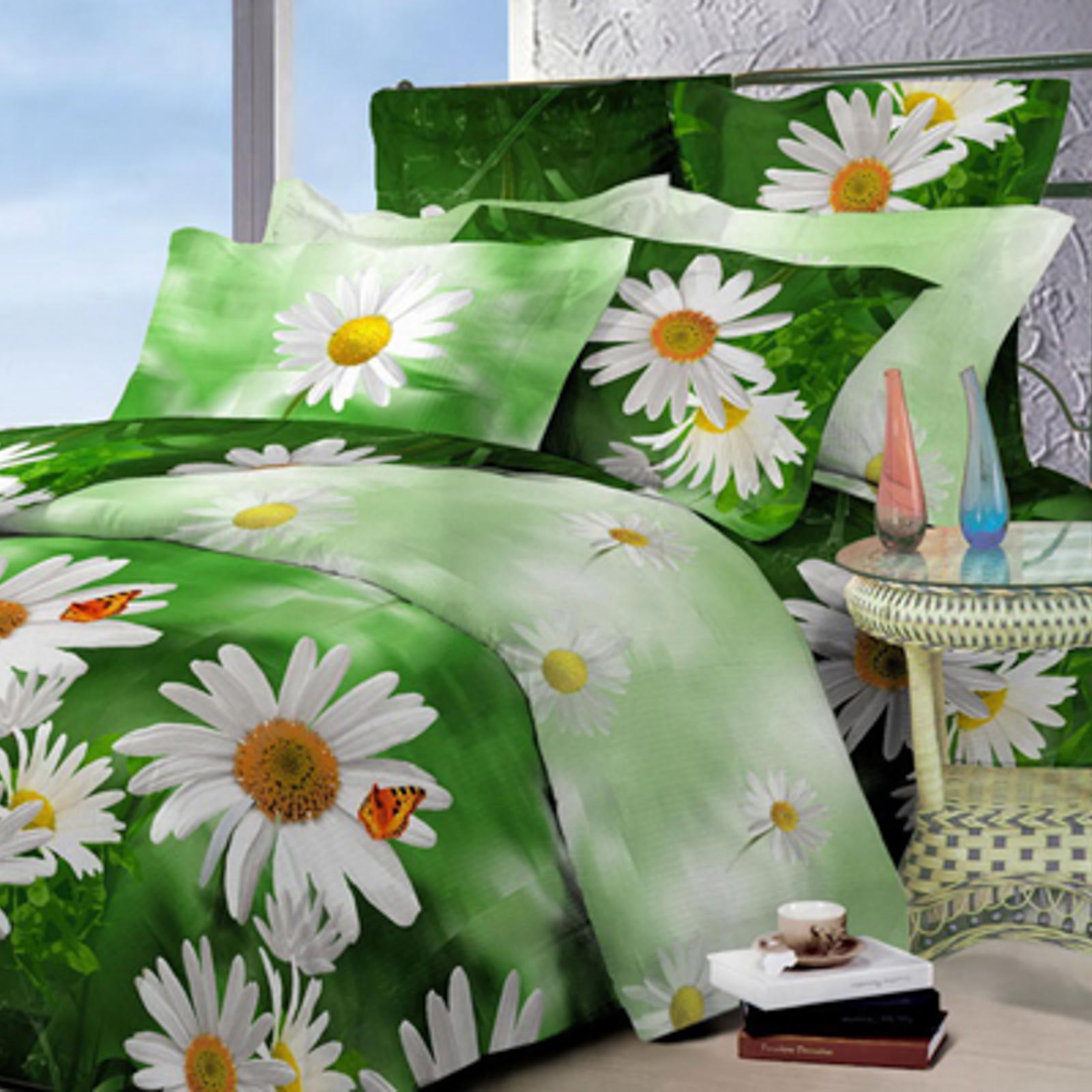 Комплект постельного белья «Ромашковый луг»