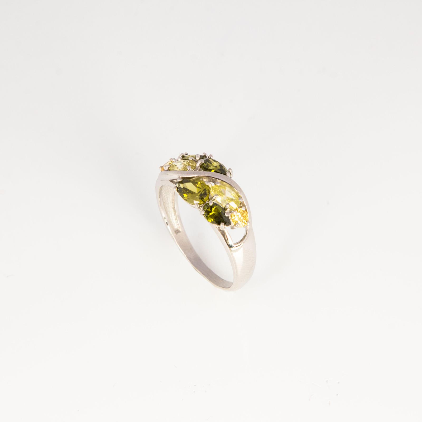 Серебряное кольцо «Барбара»