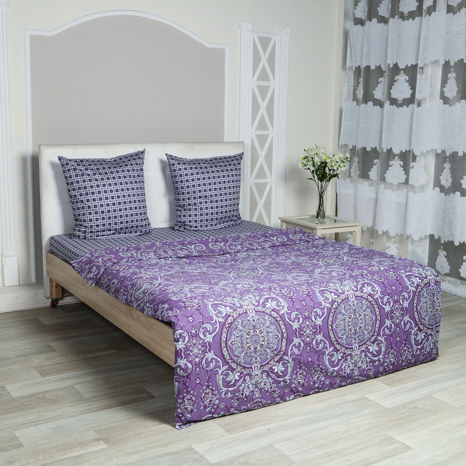 Комплект постельного белья «Дамасская роза»