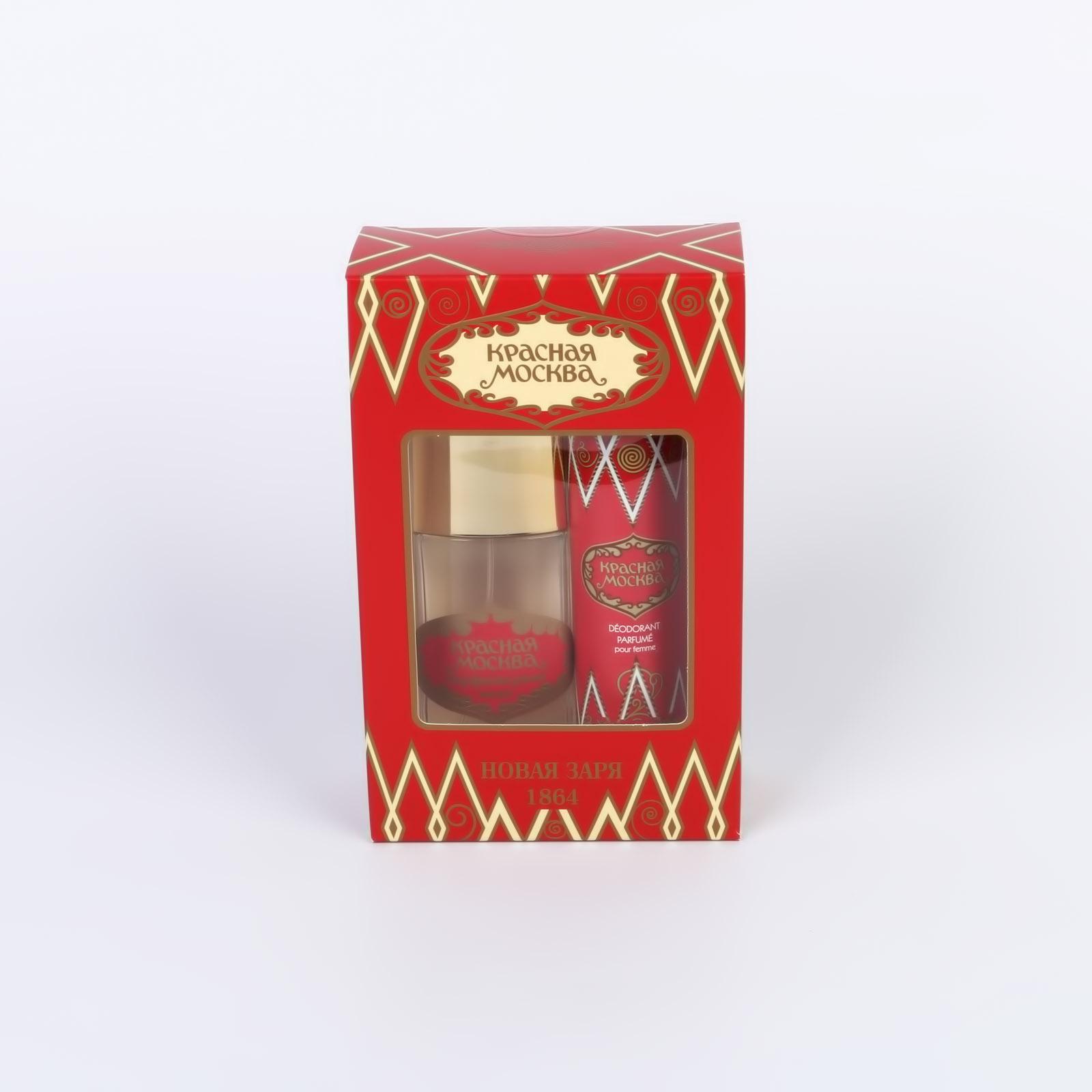Подарочный набор «Красная Москва»